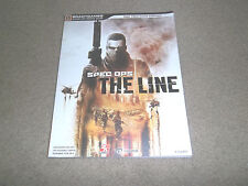 Spec Ops The Line (Playstation 3,Xbox 360, PC) Bradygames Strategy Guide