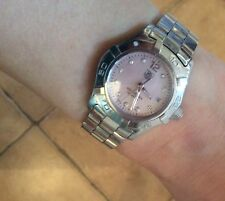 Authentic TAG Heuer Women's Aquaracer Watch RRP £2000