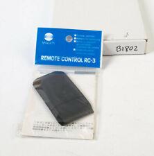 MINOLTA CAMERA REMOTE CONTROL RC-3 (B1802)