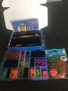 Monstertail Rainbow Loom In Box With Bands & Charms