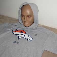 Denver Broncos Medium HOODIE Men's NFL Clothing  Brand NEW Sweatshirt