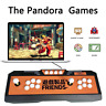 New Pandora box 9H 3288 in 1 Retro Video Arcade Machine 3D+2D Games Two-Player