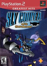 Sly Cooper And The Thievius Raccoonus [PlayStation 2 PS2, NTSC, Action Platform]