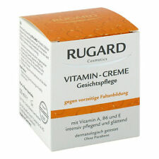 RUGARD VITAMIN CREME 50ml Antifaltenpflege