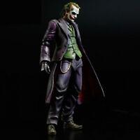 Play Arts KAI Batman The Dark Knight The Joker Action Figure Collectible Model