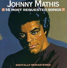 Johnny Mathis - 16 Most Requested Songs [New CD]