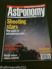ASTRONOMY NOW - ASTEROID IDA - NOV 1993