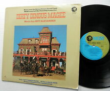DIRTY DINGUS MAGEE OST LP MUSIC BY JEFF ALEXANDER
