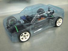 B TYPE M3 3-SERIES V2 BODY FOR TRAXXAS 1/16TH RALLY