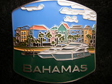 Bahamas new shield mount badge stocknagel hiking medallion G9875