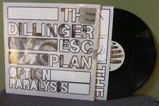 """Dillinger Escape Plan """"Option Paralysis"""" LP Orig Press Mike Patton Converge"""