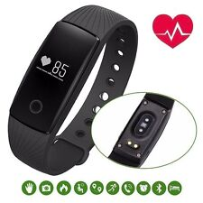 Blingco Sports Bracelet , Touch Button Bluetooth 4.0 Smart Fitness Tracker with
