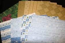 12x12 paquete de papel de Scrapbook Navidad-Bella Press