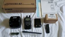 Alinco DJ-G7T Tri-Band Handheld Transceiver