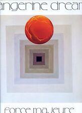 TANGERINE DREAM force majeure GERMAN 1979 EX LP