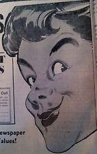 NOV 10, 1965 NEWSPAPER PAGE #3663- ECCO- VIOLENT BEYOND BELIEF- ORGY OF SIGHTS
