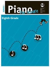 Piano For Leisure - Series 1 AMEB Syllabus - Grade: 8