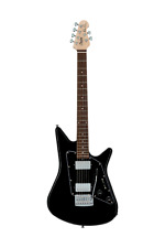 Sterling Sub by Musicman Albert Lee Electric Guitar Black