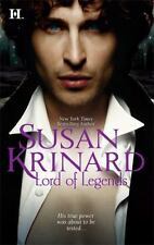 NYT Bestselling Author: Lord of Legends by Susan Krinard (2009, Paperback)