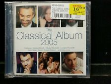 New Sealed The Classical Album 2005 US Version CD  2 Disc Lot M30-N