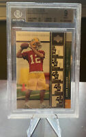 AARON RODGERS 2005 UPPER DECK ROOKIE PREMIERE #16 BGS 9 MINT PACKERS! Sub Of 10!