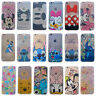 FUNDA CARCASA SILICONA TPU iPHONE 5 6S 7 PLUS, DISNEY MICKEY MOUSE STITCH MINNIE