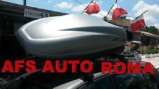 BOX AUTO AFS AUTO PORTATUTTO BAULE G3 KRONO 400.MADE IN ITALY
