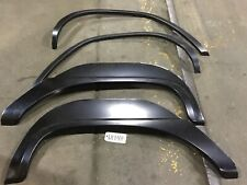 1966-1977 FORD BRONCO QUARTER PANEL AND FRONT FENDER CUT OUT SET.