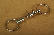 Schlüsselanhänger Schlüsseltrenner Schlüsselbund trennen teilen splitten H17