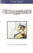 CORTO MALTESE - HUGO PRATT  I CLASSICI DEL FUMETTO DI REPUBBLICA