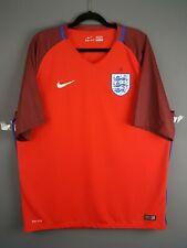 5/5 England soccer jersey 2XL 2017 2018 away shirt 724608-600 Nike ig93