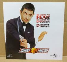 Movie Johnny English Rowan Atkinson Natalie Imbruglia Singapore 2x VCD FCS8303