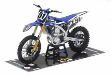 New-Ray Toys Motocross Dirt Bike Yamaha Team #51 Justin Barcia - 1:12 Scale