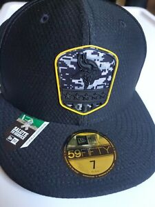 New Era NFL Minnesota Vikings 59Fifty Salute to Service Hat Fitted Size (7)