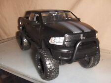 Toy Jada Dub 1:24 2014 Ram 1500 Off Road Truck   Black