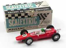 Scalextric C81 Cooper F1 MIB slot car scala 1:32 made in France anni 60
