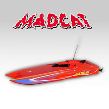 FREE SHIPPING! Thunder Tiger #Madcat - OBL RTR - Catamaran Off-shore Racing Boat
