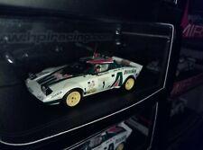 HPI 1:43 8243 Lancia Stratos S. MUNARI Rally Tour De Corse 1976 - RARE