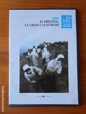 DVD 2002 - EL PRESTIGE, LA GRAN CATASTROFE - EL CAMINO DE LA LIBERTAD 25 (F3)