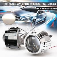 Bi-LED Projector Lens For Auto Car Headlight Retrofit H4 LED W/ High & Low  !-