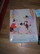 Vintage Popeye's Birthday Party Colorforms Complete w/booklet, Ex cond.