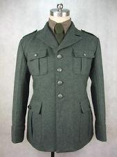 WW2 Italy Italian Officer M1940 Grey Green Wool Tunic Giubba