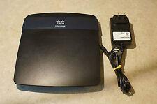 Linksys EA3500 450 Mbps 4-Port Gigabit Wireless N Router