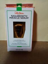 Sally Hansen NailGrowth Miracle Serum Growth Treatment, Clear  45299