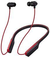 JVC XX series Bluetooth earphone HA-FX11XBT-Z Black & Red New in Box