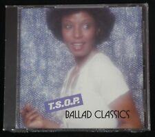 T.S.O.P. Ballad Classics by T.S.O.P. (CD, A M W Music)