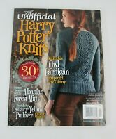 The Unofficial Harry Potter Knits 30 Plus Magical Projects Patterns Knitting