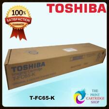 New & Original Toshiba T-FC65-K Black Toner Cartridge e-Studio 5540C 6540C 6550C