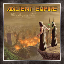 ANCIENT EMPIRE - When Empires Fall (NEW*RERELEASE + BONUS TR*US METAL*ICED EARTH