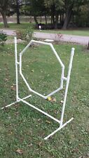 Dog Agility Equipment-Octagon Hoop Jump